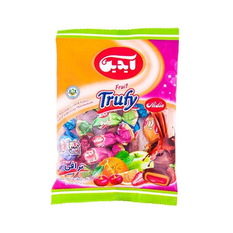 Aidin chocolate toffee candy