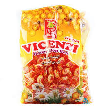 Vicenzi Anata honey candy