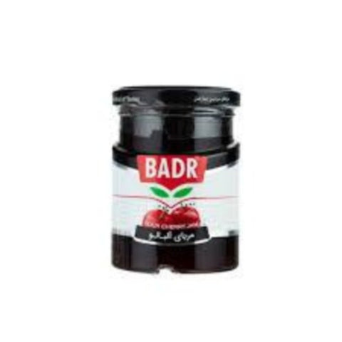 Badr sour cherry jam
