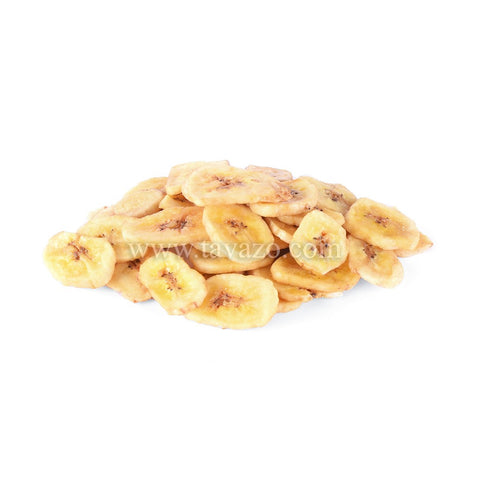 Banana Chips - Tavazo Corporation