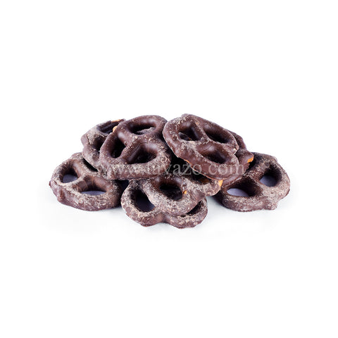 Chocolate Milk Covered Pretzels - Tavazo Corporation
