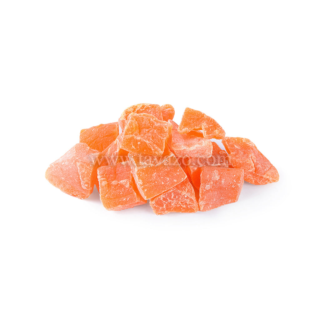 Papaya Chunks (California)