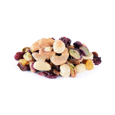 Classic mix of our finest dried fruits and nuts.