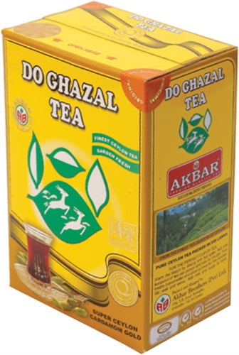 Do Ghazal Tea Leaves (Cardamom)