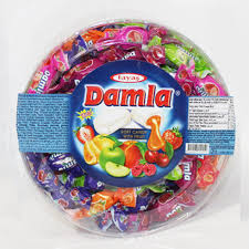 Damla Soft Candy (Fruit)