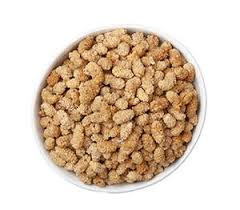 Dried White Mulberry