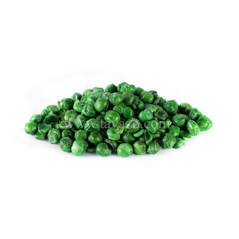 Roasted Salted Green Peas - Tavazo Corporation