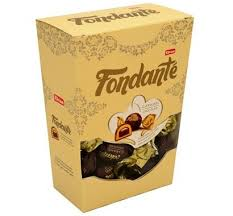 Fondante caramel toffee chocolate