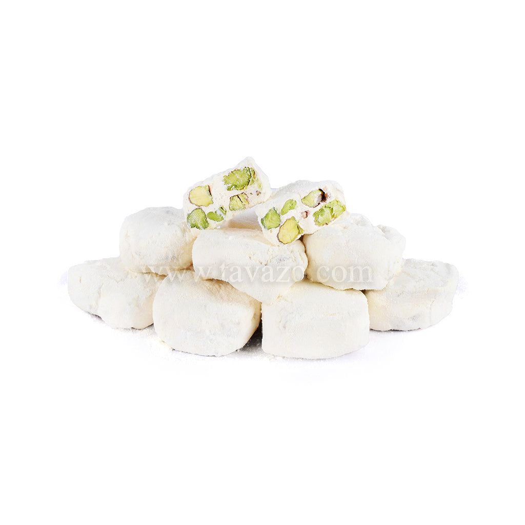 Boldagi Gaz (In Flour 38% Pistachio) - Tavazo Corporation