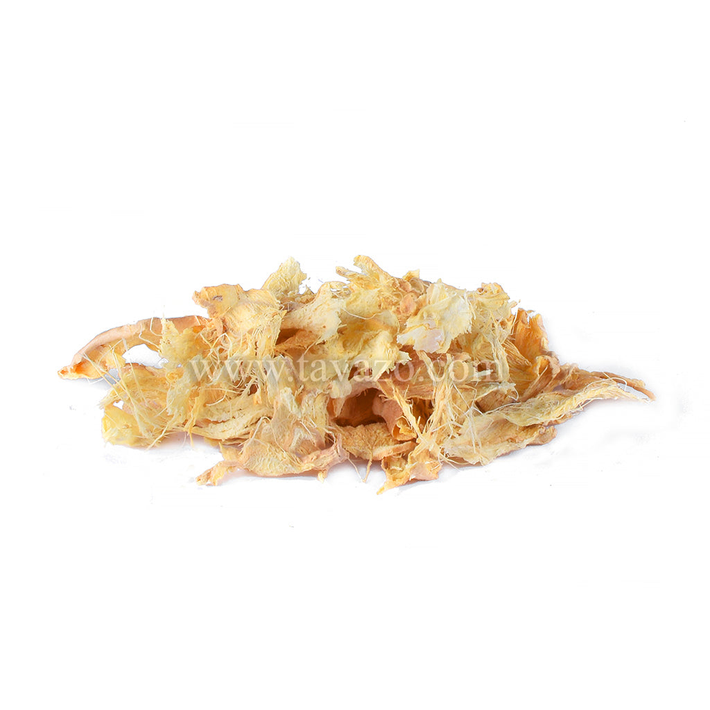 Dried natural ginger organic
