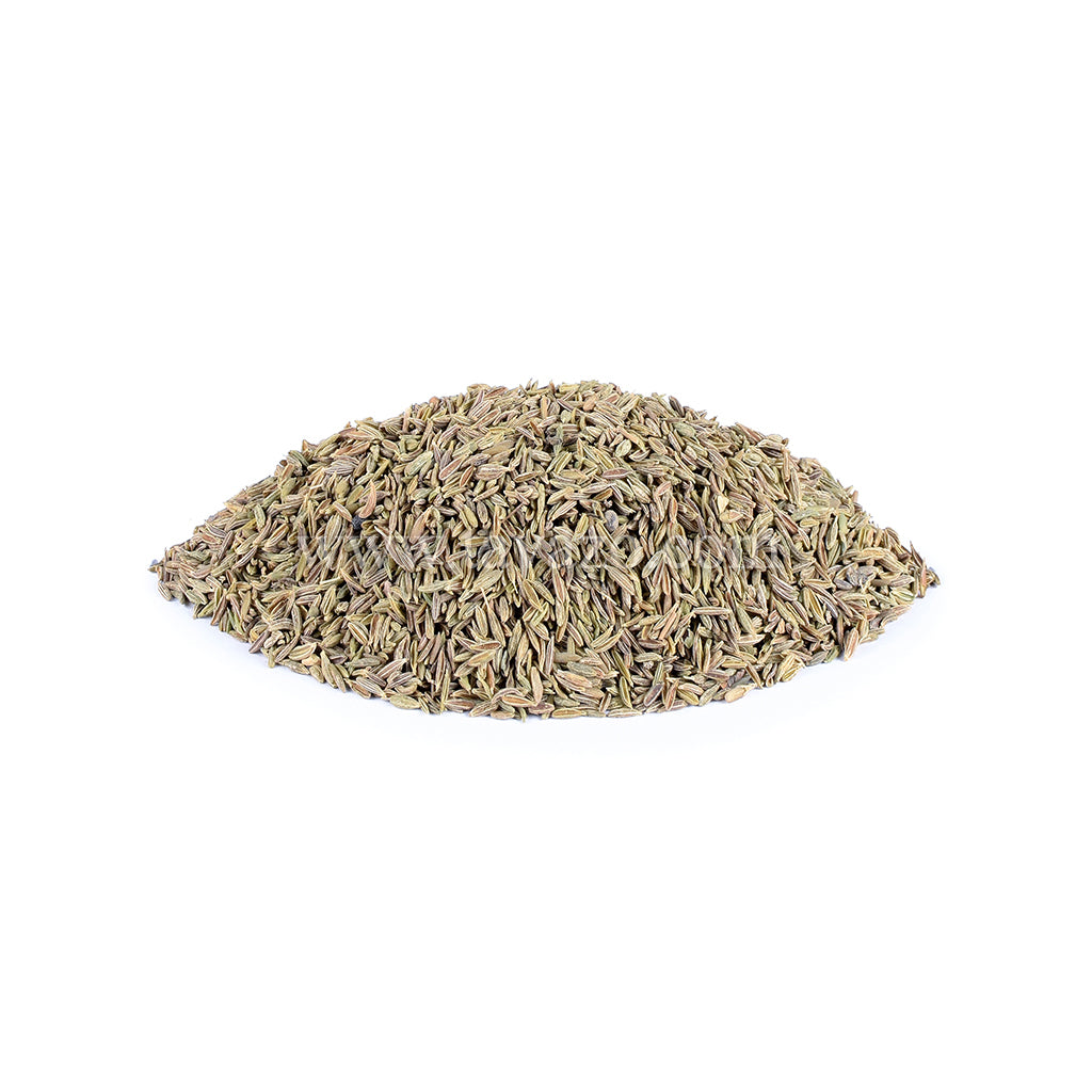 Green cumin seeds, product of Iran. Dried nuts and fruits online. Highest quality products for snacking and cooking.