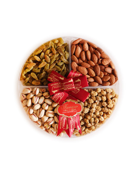 Nuts & Dried Fruits Small Tray - Tavazo Corporation