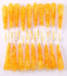 Saffron Crystal Candies (Stick) 9 Pcs - Tavazo Corporation