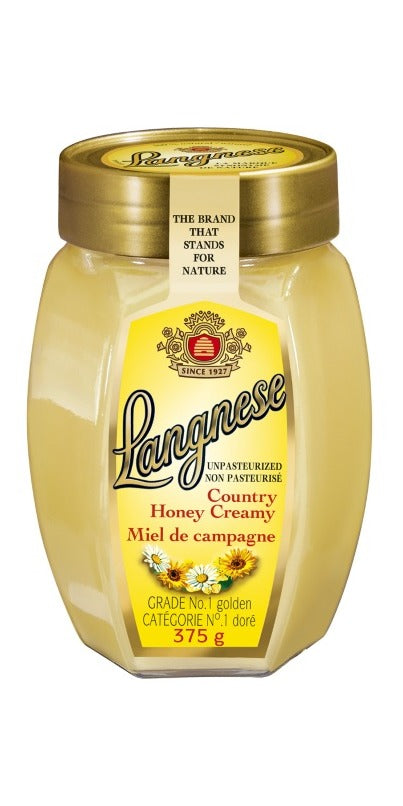 Langnese country creamy honey