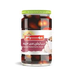 Mahram pickled garlic