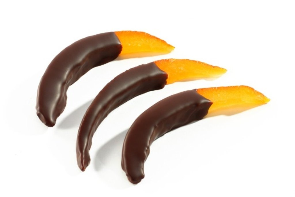 Tavazo Chocolate Covered Orange Peel - Milk Chocolate