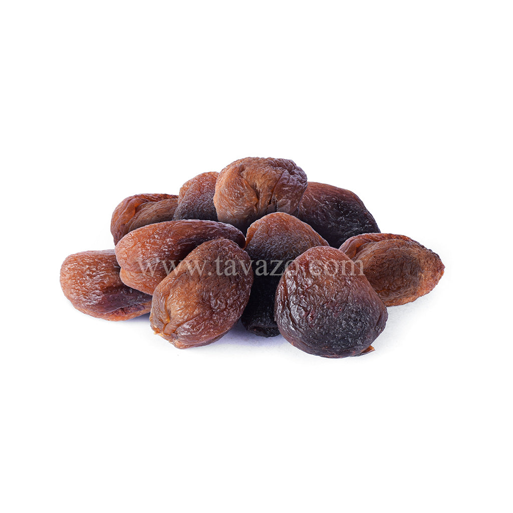 Organic Sun Dried Whole Apricots with Pit