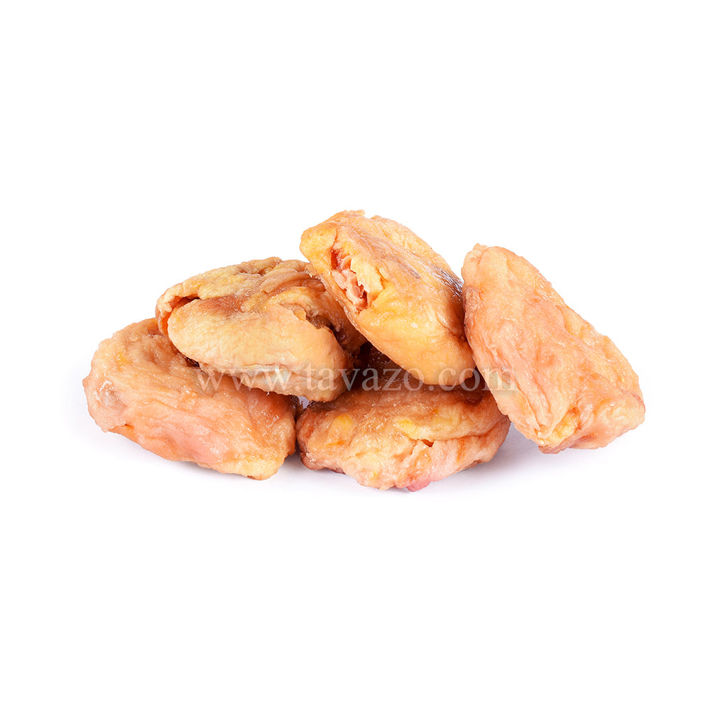 Dried peaches. Finest organic and natural dried fruits and nuts online.