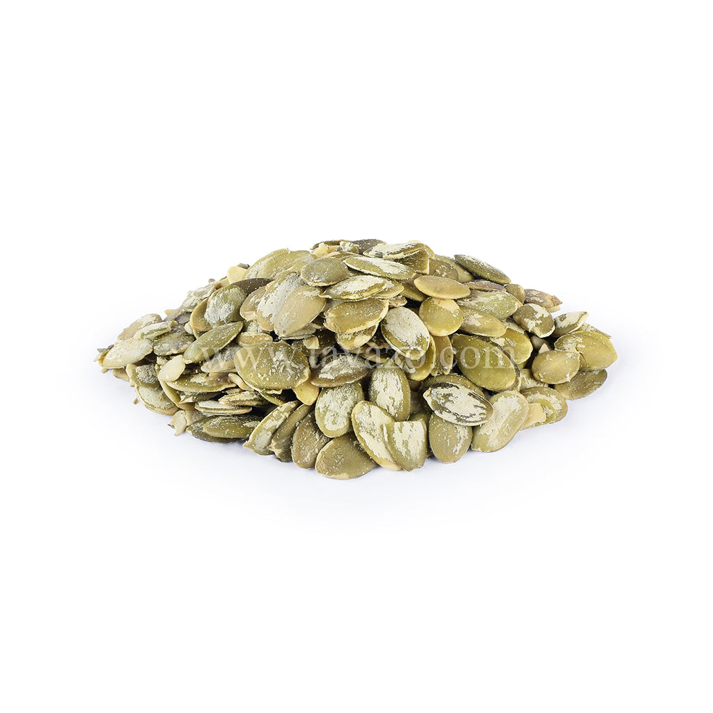 Shelled Raw Pumpkin Seeds (Raw) - Tavazo Corporation