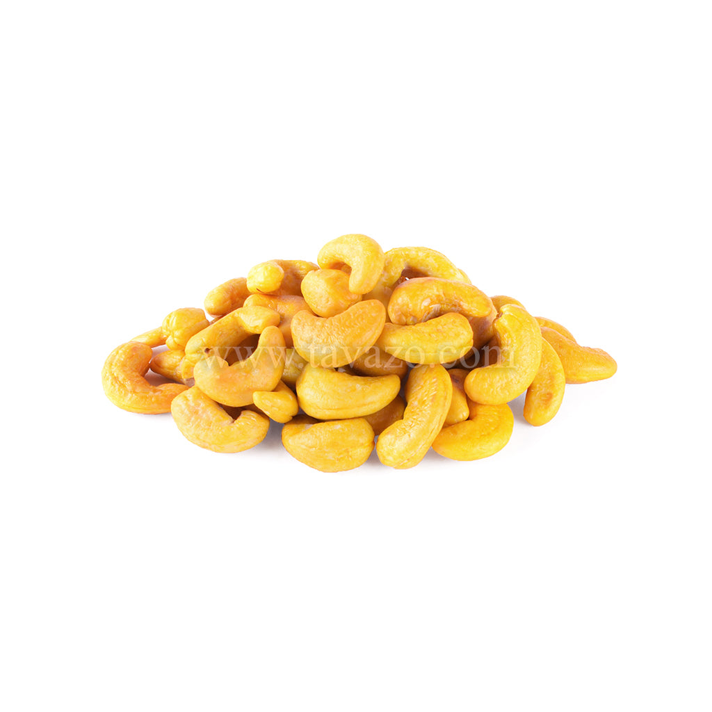 Cashews (Saffron Roasted) - Tavazo Corporation