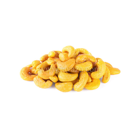 Cashews (Saffron Roasted)