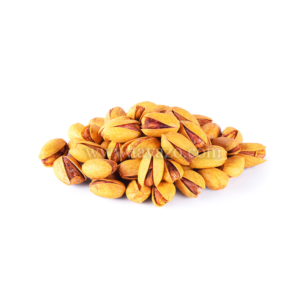 Pistachios (Saffron Roasted) - Tavazo Corporation
