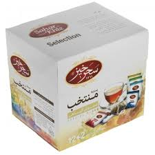 Sahar Khiz herbal infusion variety pack