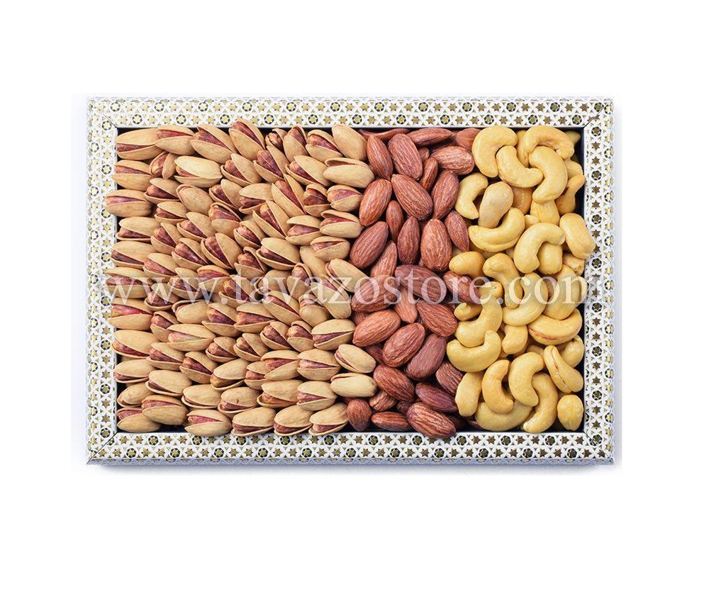 Salted Nuts Tray - Tavazo Corporation