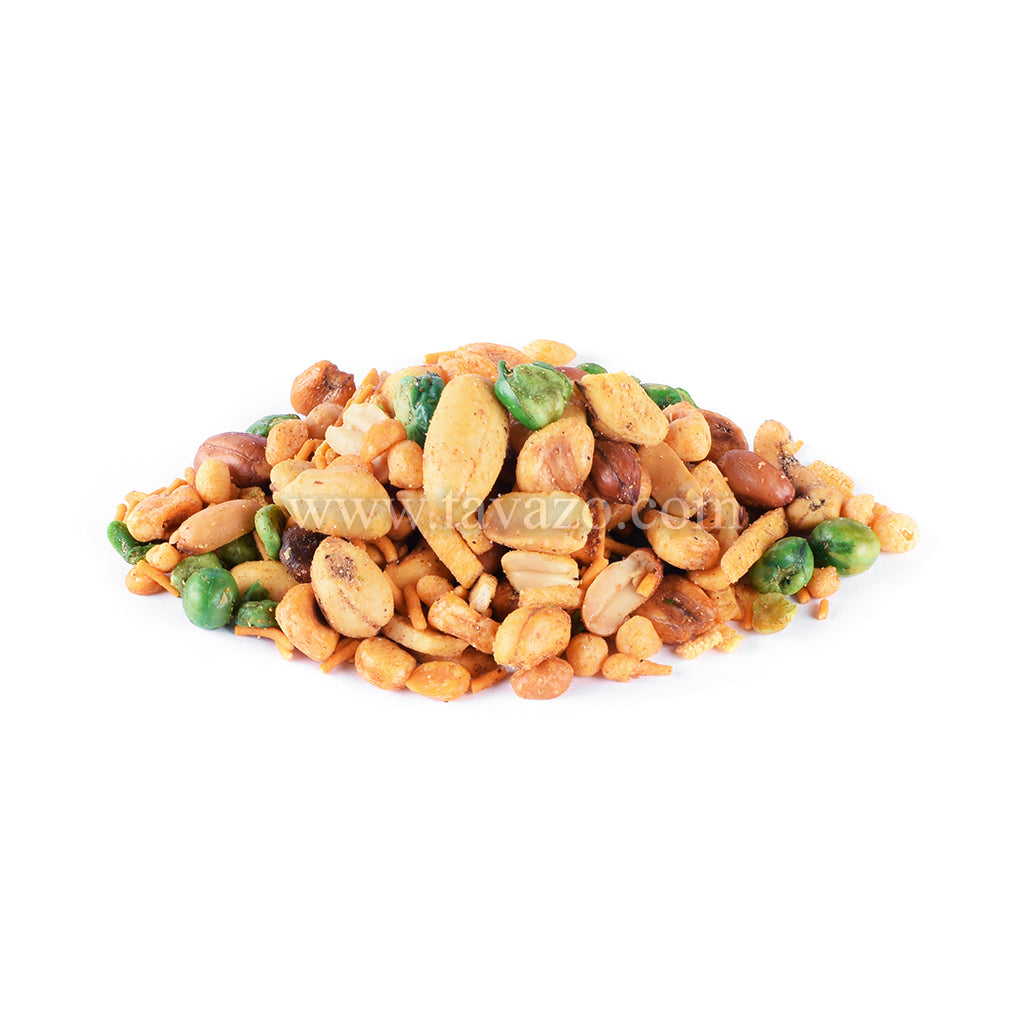 Spicy Mixed Nuts - Tavazo Corporation