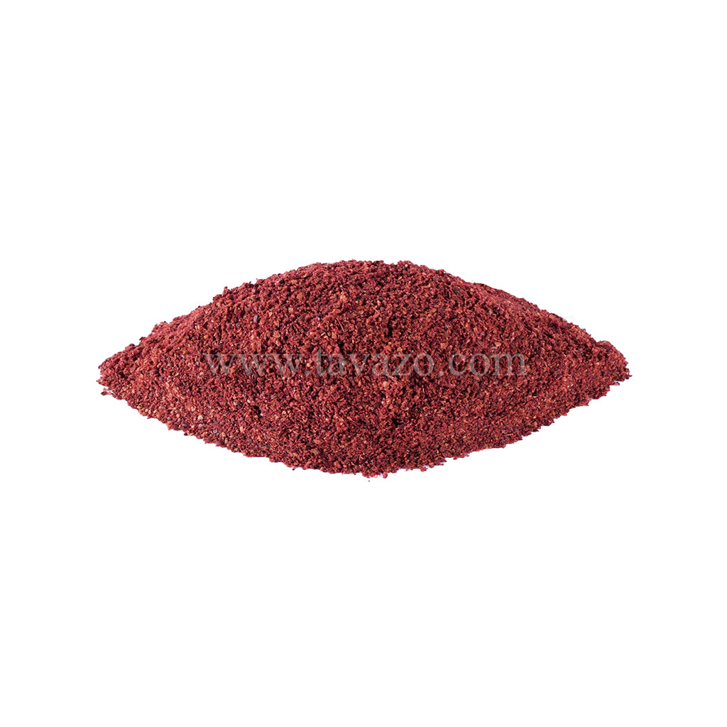 Ground Red Sumac - Tavazo Corporation