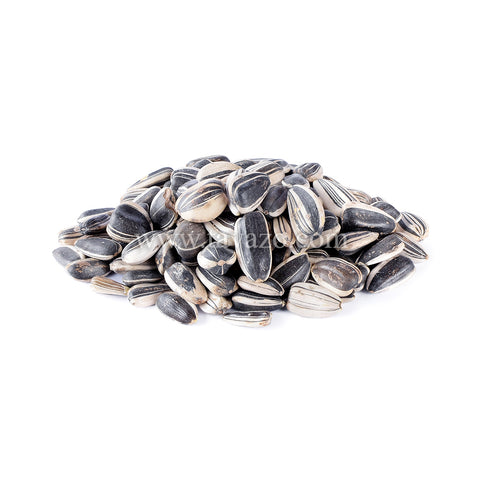 Black & White Sunflower Seeds (Roasted Salted) - Tavazo Corporation