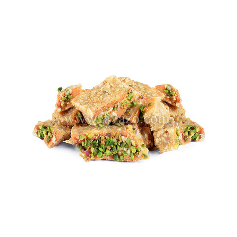 Haj Khalifeh Baklava Yazd, Pastries, dried fruits and nuts online. Organic and natural snacks.
