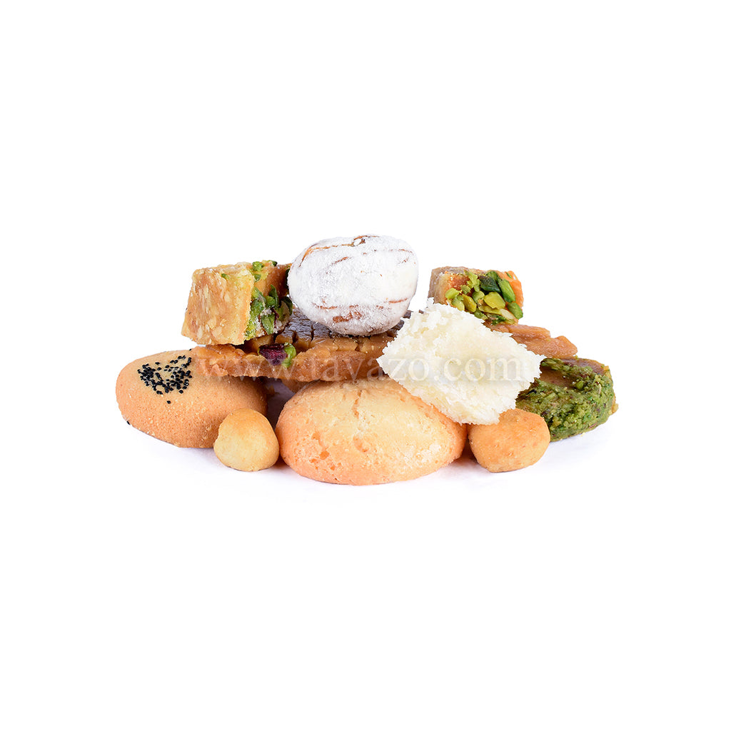 Yazd Mixed Cookies - Tavazo Corporation