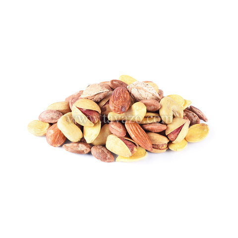 Salted in Shell Mixed Nuts (Tabriz) - Tavazo Corporation