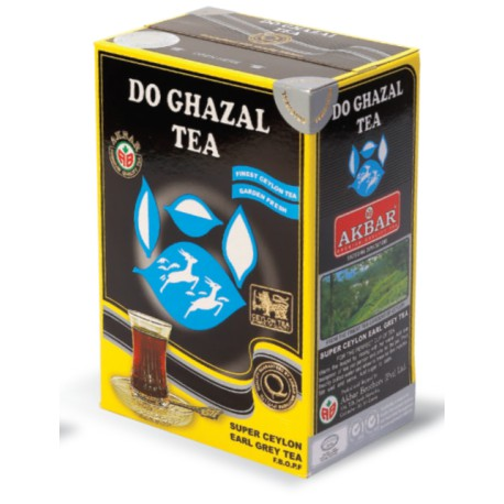 Do Ghazal Tea Leaves (Earl Grey)