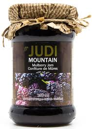 Judi Mountain's Mulberry Flavored Jam