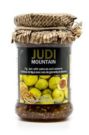 Judi mountain fig jam with sesame and walnut