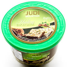 judi mountain halva with pistachio