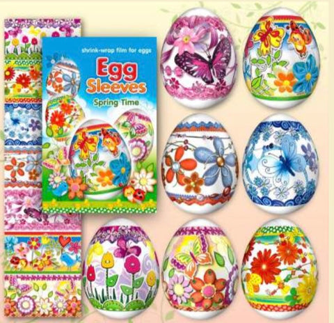 Nowruz Egg Sleeves (Spring Time)
