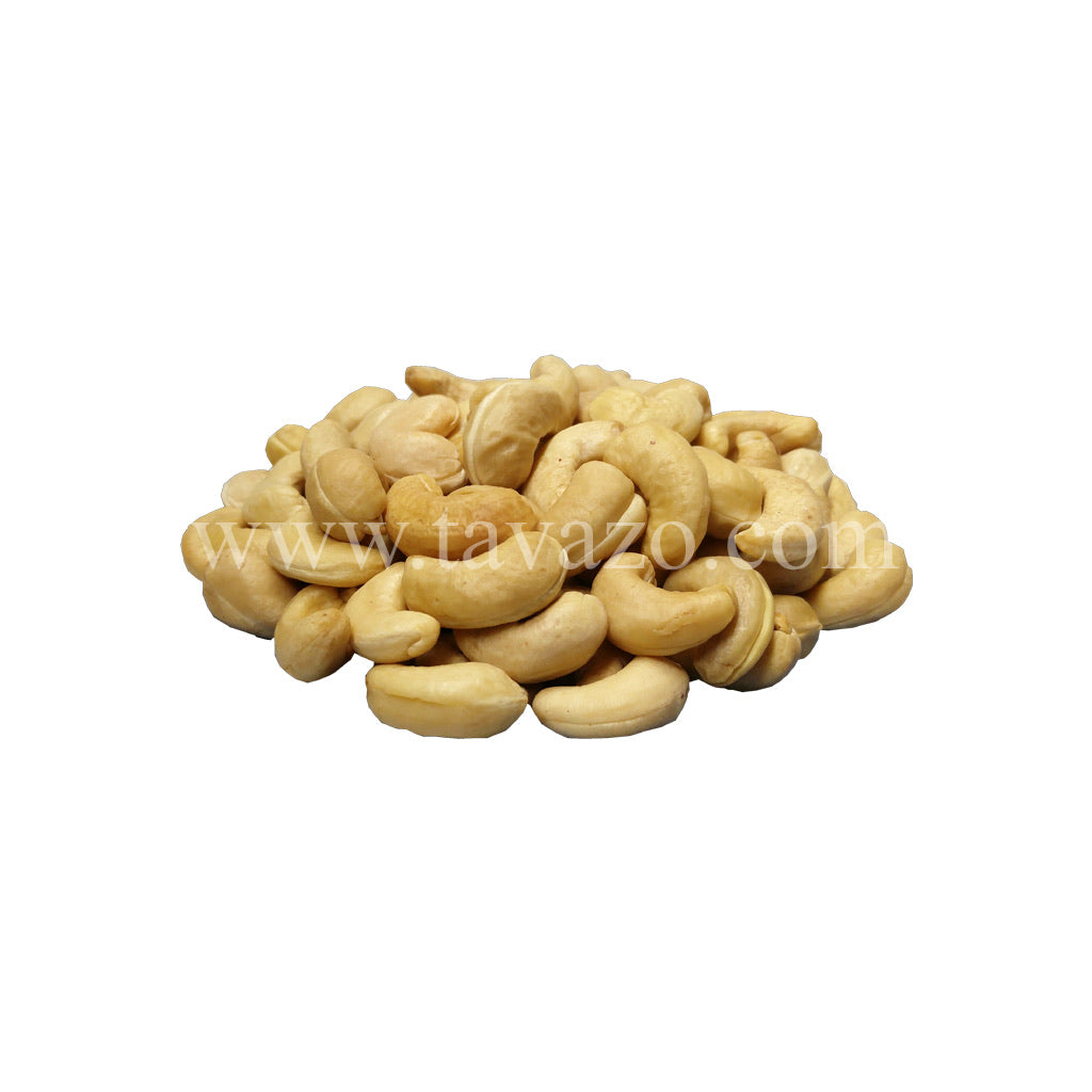 Organic Raw Cashews (Certified) - Tavazo Corporation