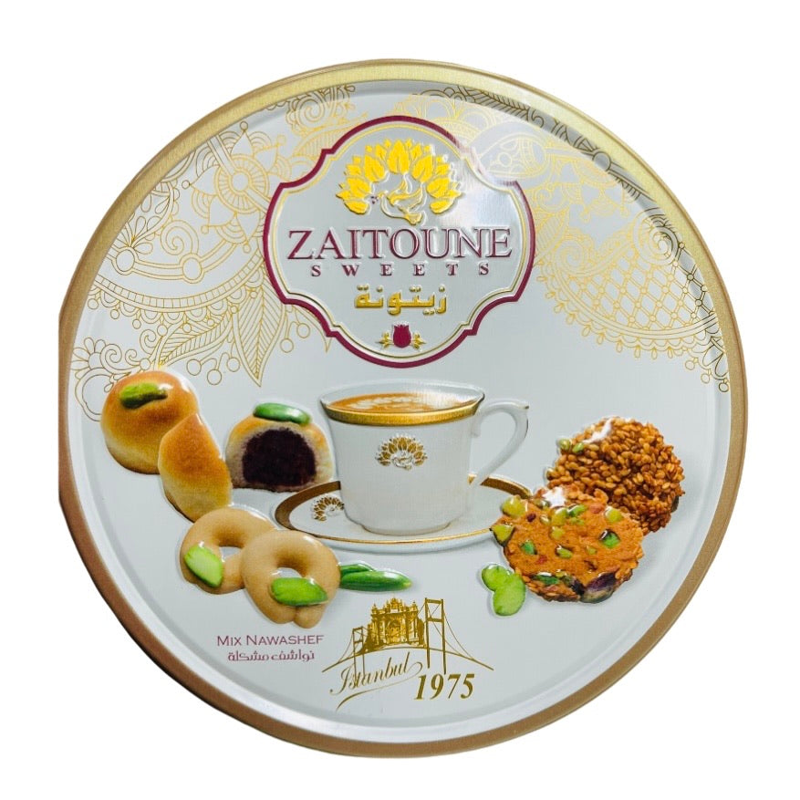 Zaitoune assorted sweets