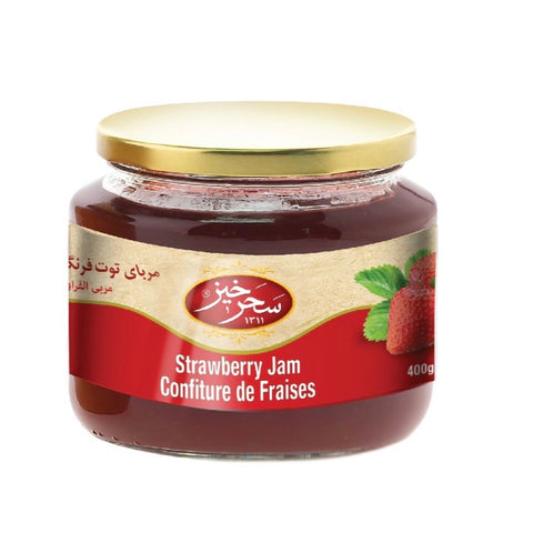 Sahar Khiz Strawberry Jam