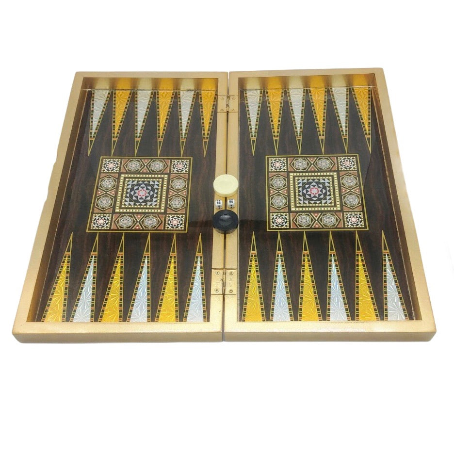 Turkish Backgammon Board