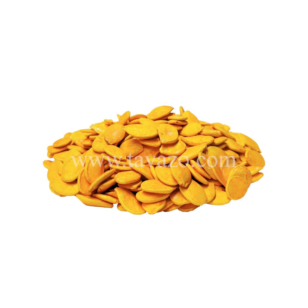 Yellow Pumpkin Seeds (Salted) - Tavazo Corporation