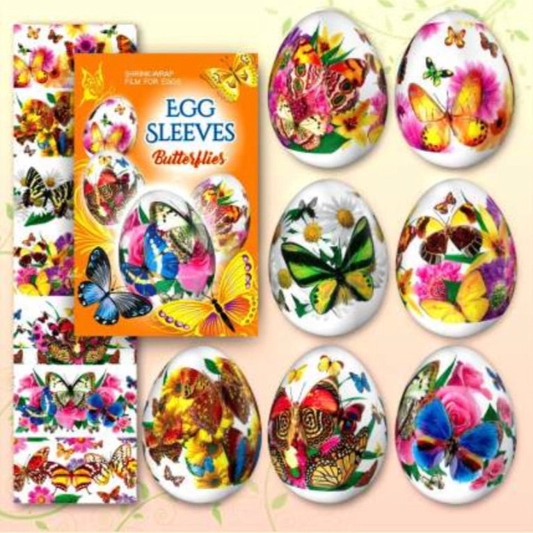 Nowruz Egg Sleeves (Butterflies) - Tavazo Corporation