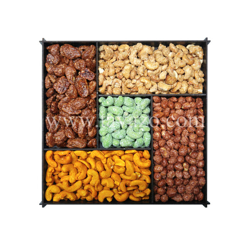 Honey & Cashew Gift Tray - Tavazo Corporation