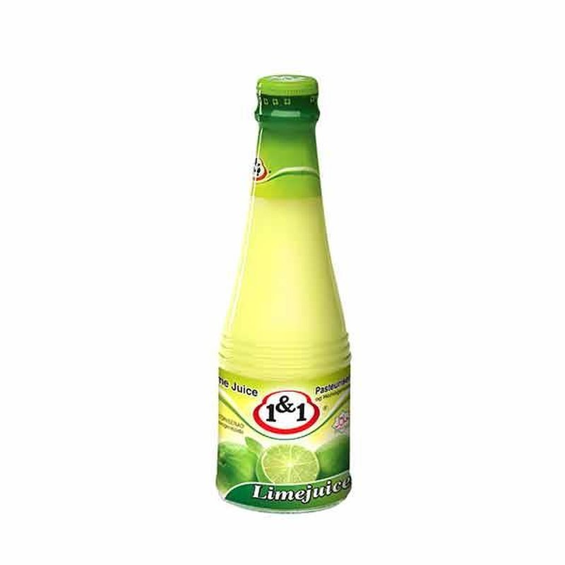 1&1 Lime Juice - Tavazo Corporation