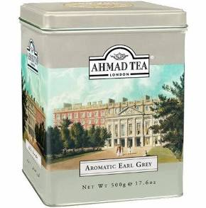 Ahmad loose earl grey tea