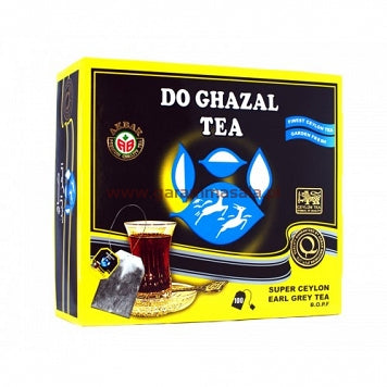 Do Ghazal Tea Bag Natural black tea. Shop tea and dried fruits and nuts online. Tons of natural and organic products.