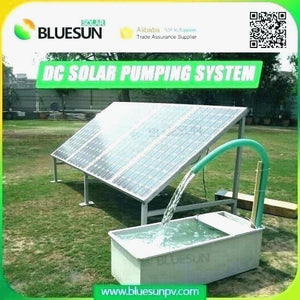 Modern Contemporary Solar Pond Pump